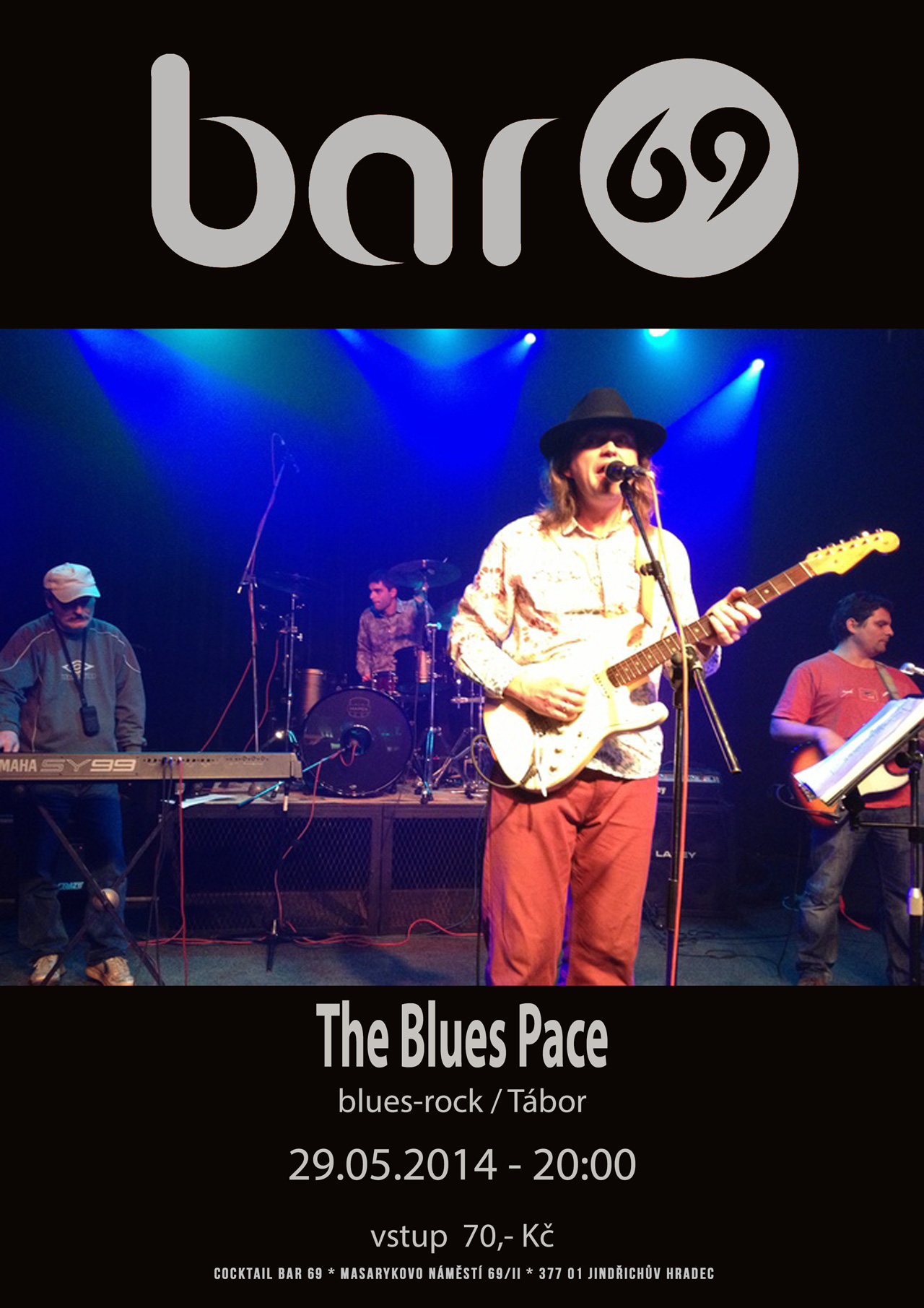 The Blues Pace