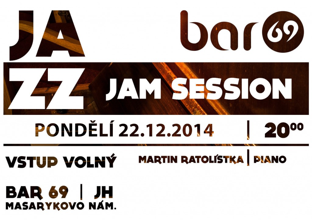 JAZZ JAM SESSION V BARU 69 !