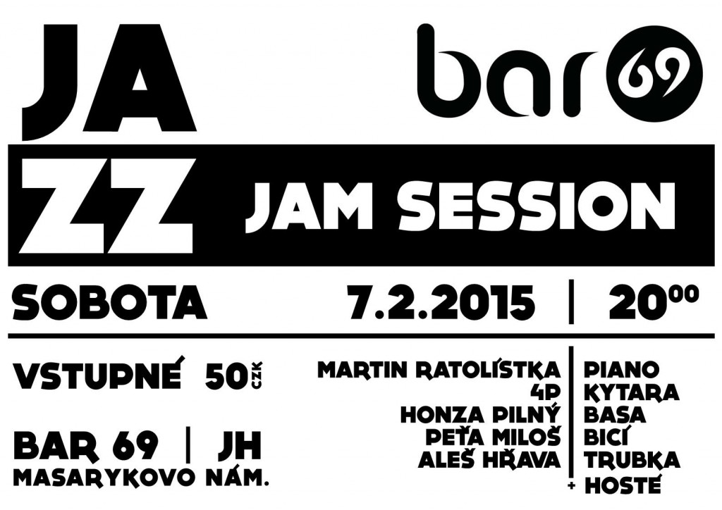 JAZZ JAM SESSION v BARU 69 vol.1/2015 !