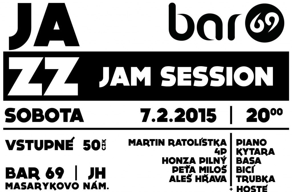 JAZZ JAM SESSION v BARU 69 vol.1/2015 !