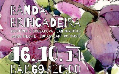 BANDA BRINCADEIRA